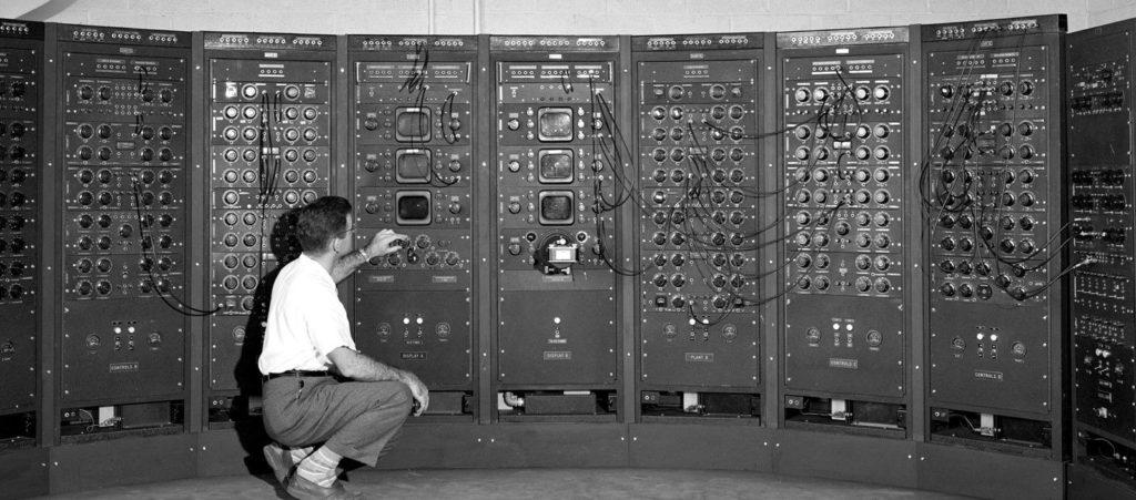 Historie vývoje počítačů